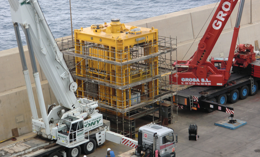 Subsea Engineers contracted worldwide